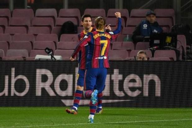 Clasico tussen FC Barcelona en PSG kleurt de achtste finales