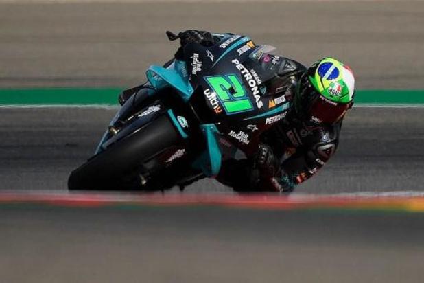Franco Morbidelli gagne le Grand Prix de Teruel, Joan Mir conforte son avance au Mondial