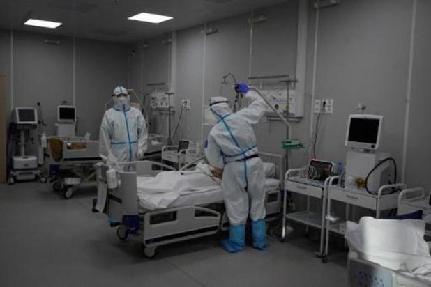 La Russie passe les 2 millions de cas, nouveau record de décès