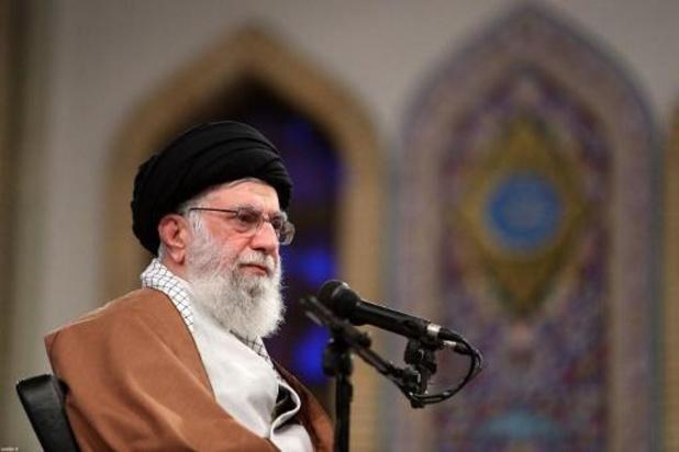 Washington plaatst entourage van grootayatollah Khamenei op zwarte lijst