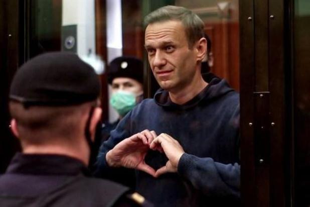"""Navalny appelle à """"surmonter la peur"""" et à libérer la Russie"""