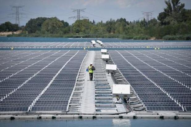 Record de température, mais pas de production d'énergie solaire