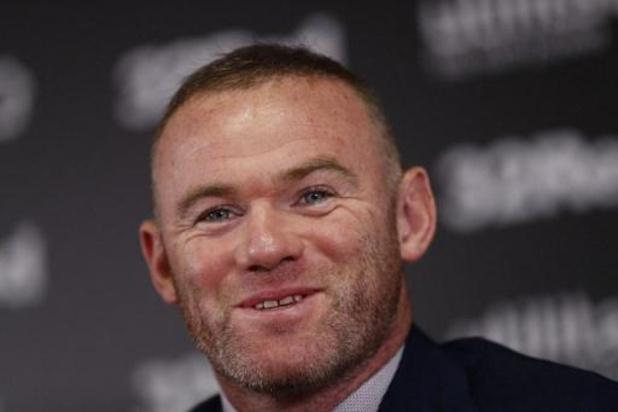 Wayne Rooney décisif pour son retour en Angleterre