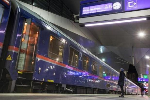 Le retour en grâce du train de nuit