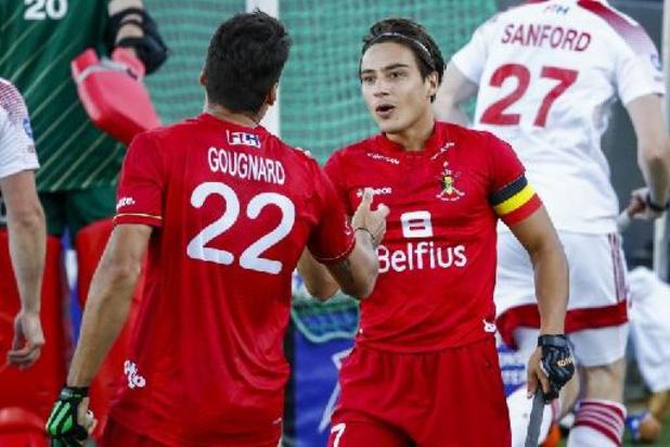 EK hockey (m) - Red Lions spelen tegen Nederland voor finaleplaats