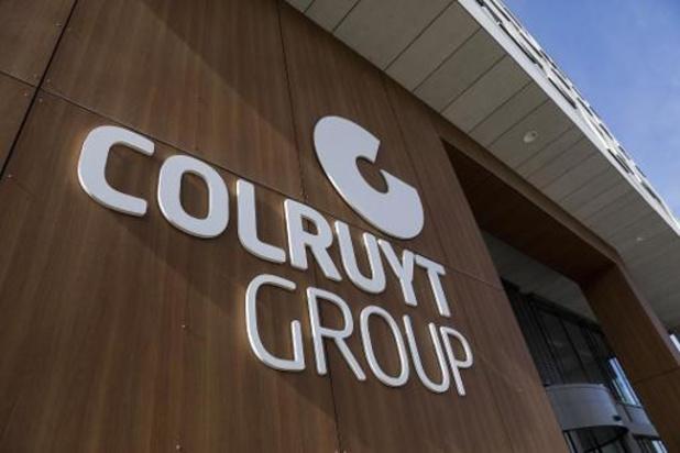 Colruyt rappelle une salade de crevettes grises en raison de la présence d'allergènes