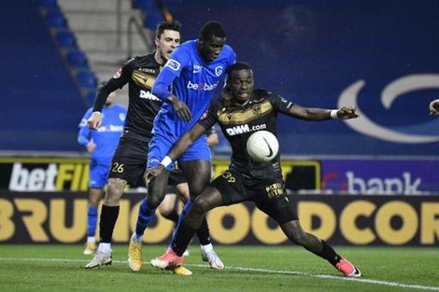 Paul Onuachu trapt Genk naar kwartfinales Croky Cup