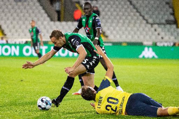 Jupiler Pro League - Senne Lynen (Union), victime d'une déchirure des ligaments du genou, absent plusieurs mois