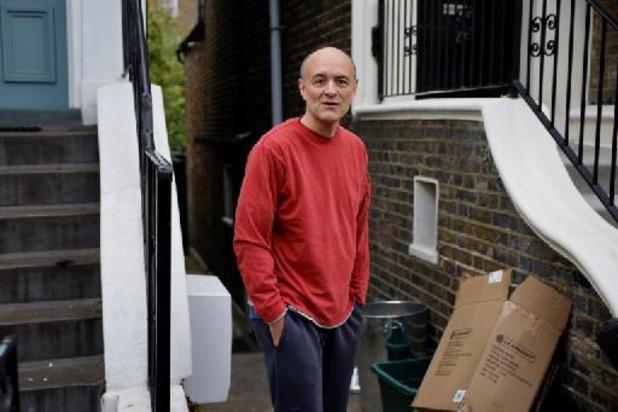 Royaume-Uni: Un ex conseiller de Johnson étrille sa stratégie face à la pandémie