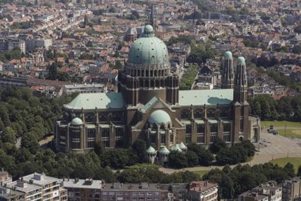 La Belgique célèbre le jubilé d'or de la fin des travaux de la basilique de Koekelberg