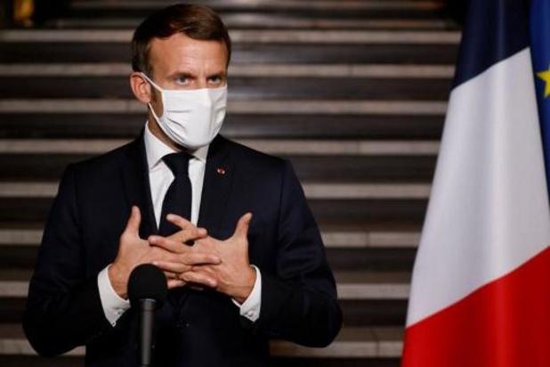 Onthoofding nabij Parijs - Acties tegen radicale islam worden opgedreven (Macron)