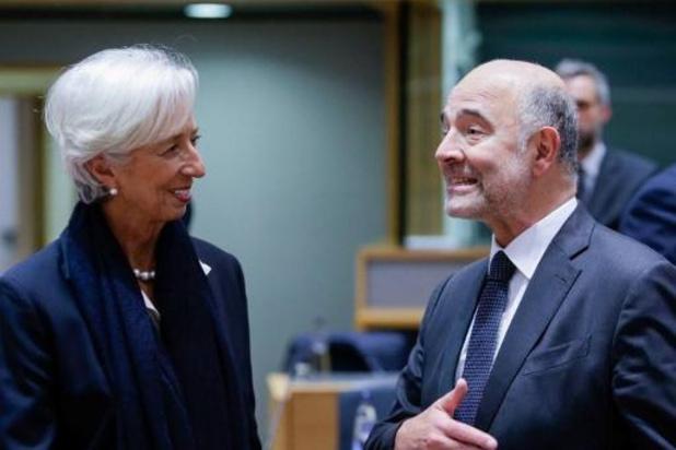 Paul Magnette bespreekt budgettair kader met Pierre Moscovici