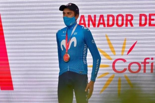 Tour d'Espagne - Marc Soler refait surface avec une première victoire à la Vuelta