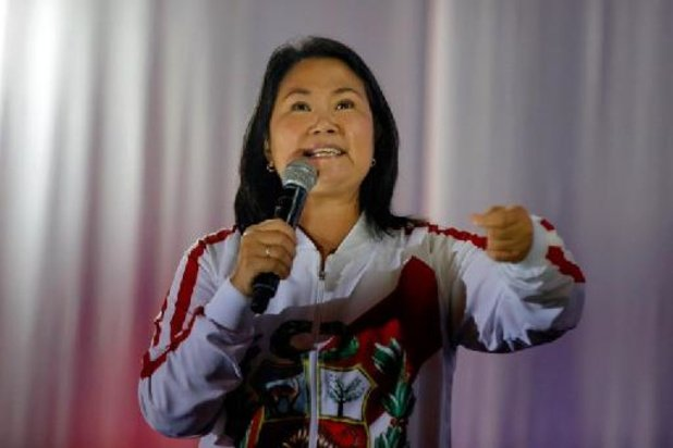Presidentsverkiezingen Peru - Regering verwerpt vraag van Fujimori om internationale audit te organiseren