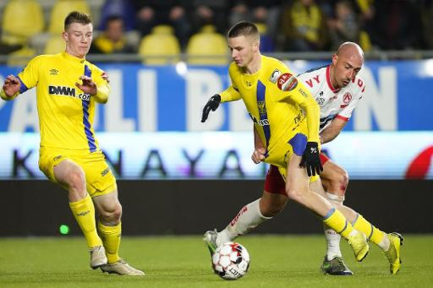 AA Gent plukt Alexandre De Bruyn weg bij STVV