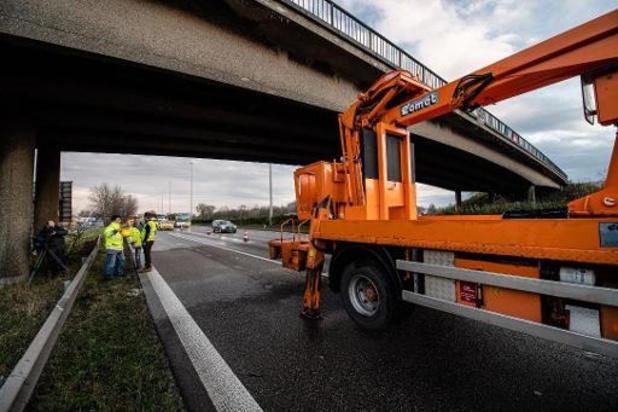 VAB bezorgd over effecten van noodherstellingen aan bruggen en van winterschade