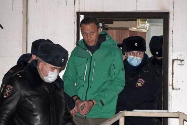 Roep om bijkomende Europese sancties tegen Rusland na arrestatie Navalny