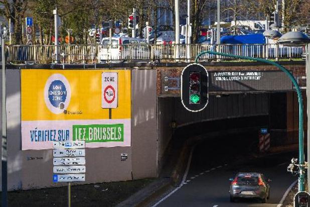 Les véhicules diesel de norme Euro4 interdits à Bruxelles dès 2022