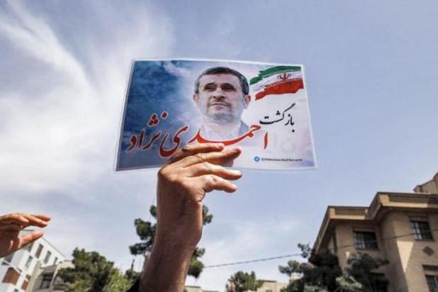 Trois candidatures majeures à la présidentielle auraient été invalidées en Iran