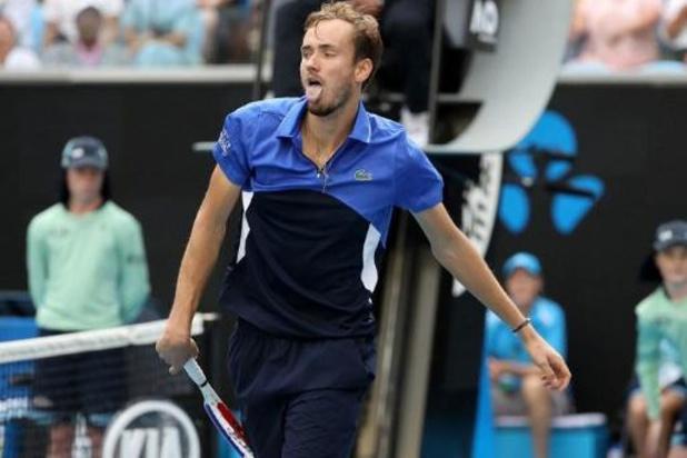 ATP Cincinnati - Tenant du titre, Medvedev éliminé en quarts de finale par Bautista Agut