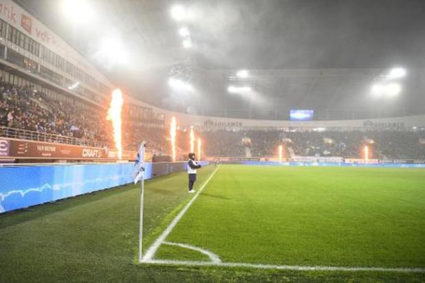 AA Gent ontvangt Anderlecht in vol huis