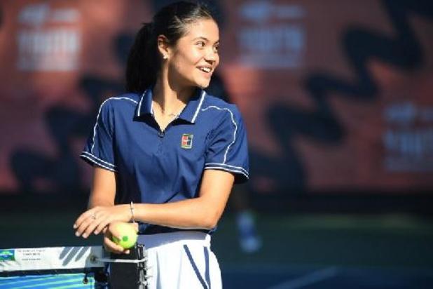 WTA Indian Wells - US Open-winnares Emma Raducanu krijgt wildcard