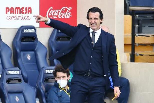 Emery gaat met Villarreal voor revanche tegen Arsenal, Manchester United ontvangt Roma
