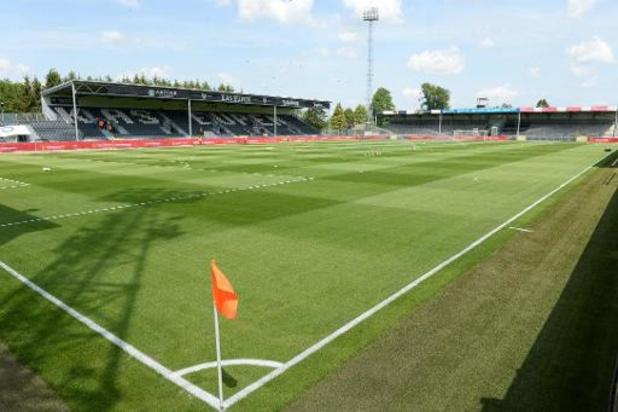 La KAS Eupen prête à recevoir jusqu'à 1 600 supporters au Kehrweg