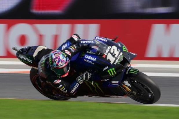 Motorsport - GP van Qatar - Vinales opent seizoen met zege in Qatar