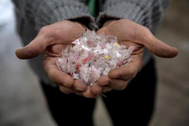 Veertien miljoen ton microplastics op zeebodem, blijkt uit studie