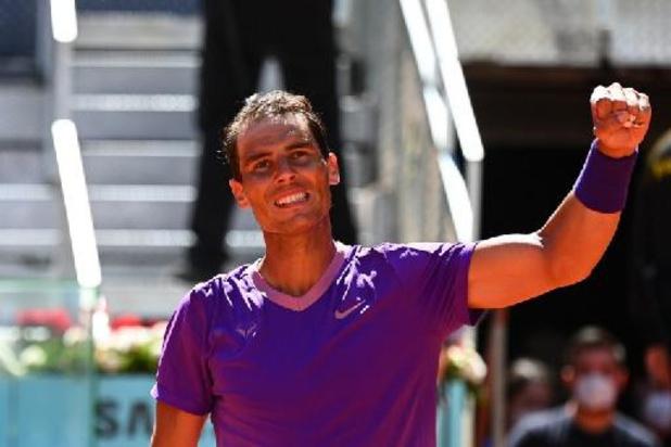 Laureus Awards gaan naar tennissers Rafael Nadal en Naomi Osaka