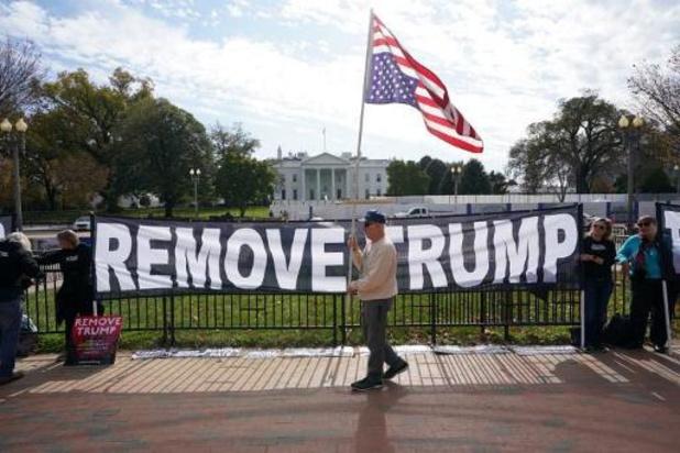 USA: des élections locales attendues comme un baromètre de la popularité de Trump