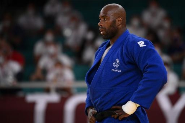 JO 2020 - Pas de 3e titre olympique consécutif pour Teddy Riner, battu en quarts de finale