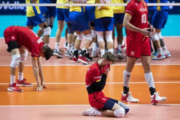 Tournoi de qualification olympique - Les Red Dragons débutent le tournoi par une défaite 3-0 contre la Slovénie