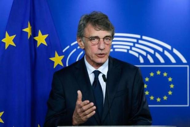 Plenaire vergadering Europees Parlement start met aandacht voor zaak-Chovanec
