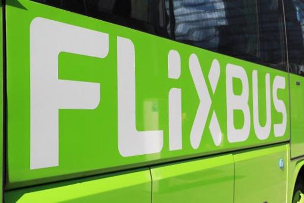 Flixbus reprend ses services la semaine prochaine en Belgique, aux Pays-Bas et en France