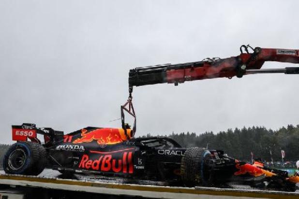 Pérez mag alsnog racen in Grote Prijs van België