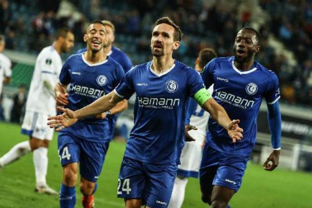 Conference League - AA Gent wint met 2-0 van Anorthosis Famagusta