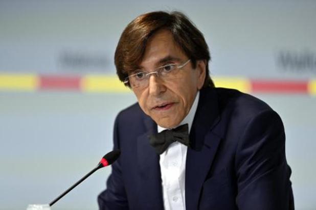Waalse regering lanceert eerste heropbouwplan van 2 miljard euro
