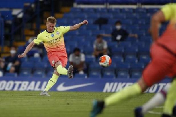 Les Belges à l'étranger - Liverpool enlève son 19e titre de champion d'Angleterre, après la défaite de Man City