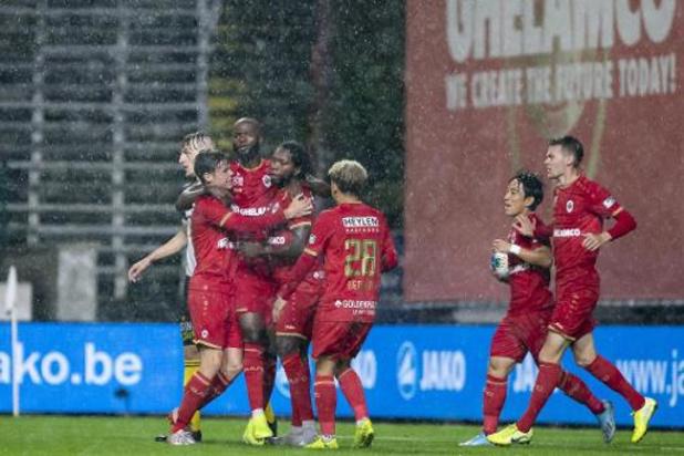 Croky Cup - Antwerp pas na verlengingen voorbij Lokeren