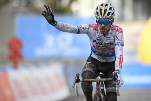 """Trophée X2O - Eli Iserbyt ne pouvait que défendre sa première place au général: """"Mon corps est vide"""""""