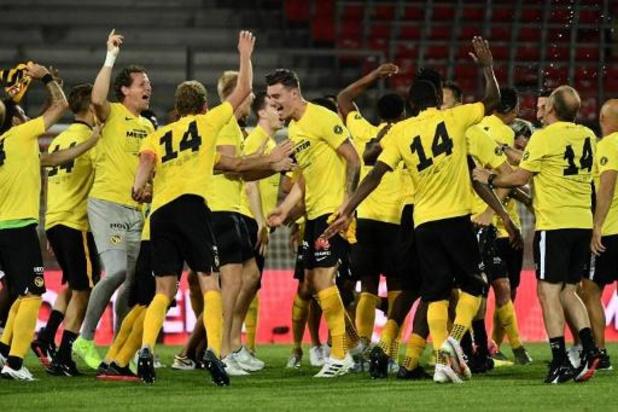 Young Boys derde keer op rij kampioen in Zwitserland