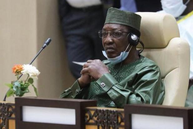 President van Tsjaad voorgedragen als kandidaat voor zesde ambtstermijn