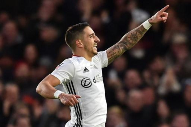 Fulham neemt woelwater Anthony Knockaert definitief over van Brighton