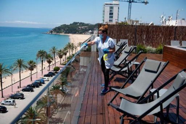 L'organisateur de voyages pour jeunes Summer Bash rapatrie tous ses clients d'Espagne