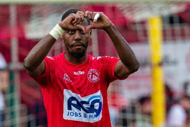 Jupiler Pro League - Kortrijk dient Seraing meteen een nederlaag toe