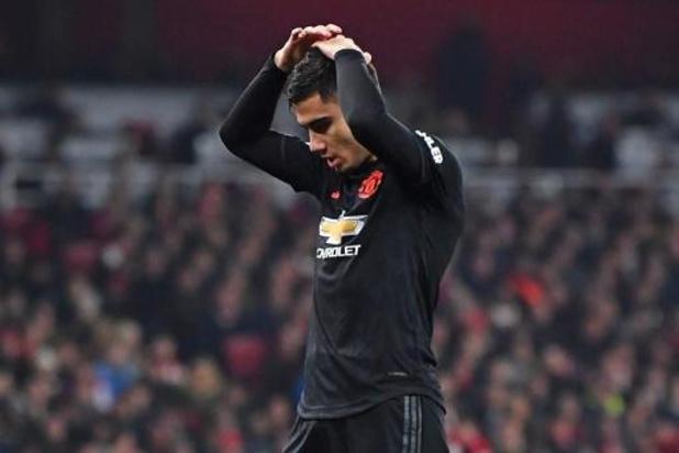 Premier League - Arsenal houdt de drie punten thuis in topper tegen Manchester United