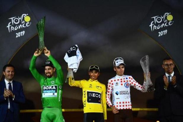 Le Tour de France aura la priorité dans la réalisation d'un nouveau calendrier cycliste