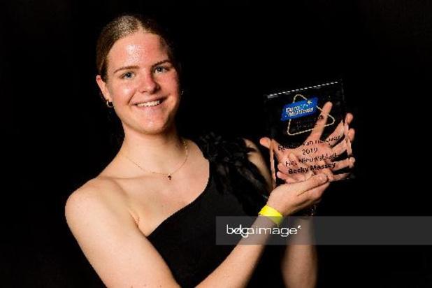 La jeune internationale Becky Massey opérée à la cheville indisponible deux mois